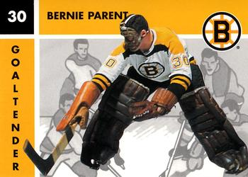 Bernie Parent Gallery | The Trading Card Database