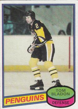 1980-81 Topps #135 Tom Bladon Front