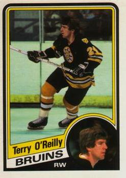 1984-85 O-Pee-Chee #13 Terry O'Reilly Front