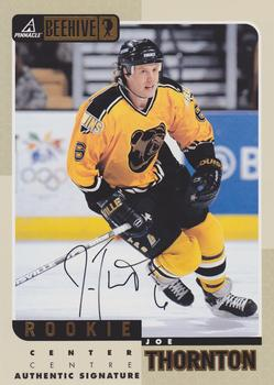 Joe Thornton Gallery The Trading Card Database