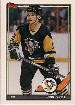 1991-92 Topps #94 Bob Errey Front