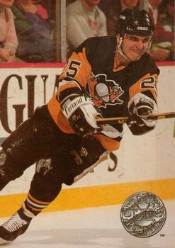 1991-92 Pro Set Platinum #93 Kevin Stevens Front