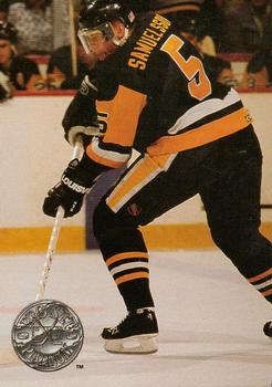 1991-92 Pro Set Platinum #95 Ulf Samuelsson Front