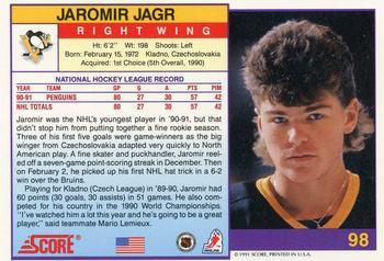 Jaromir Jagr Gallery The Trading Card Database