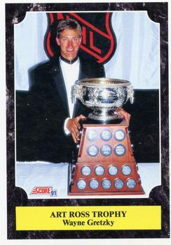 Image result for wayne gretzky art ross trophy