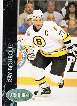 1992-93 Parkhurst #1 Ray Bourque Front