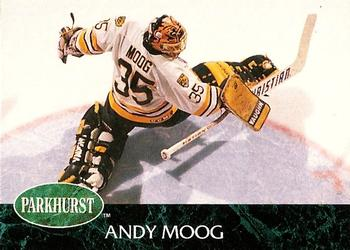 1992-93 Parkhurst #3 Andy Moog Front