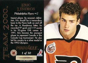 1992 93 Pinnacle Team 2000 Hockey Gallery The