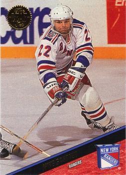 1993-94 Leaf #213 Mike Gartner Front