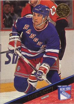 1993-94 Leaf #45 Darren Turcotte Front