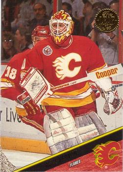 1993-94 Leaf #83 Mike Vernon Front