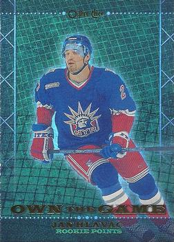 2000-01 O-Pee-Chee - Own the Game #OTG25 Jan Hlavac Front