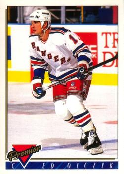 1993-94 O-Pee-Chee Premier #398 Ed Olczyk Front