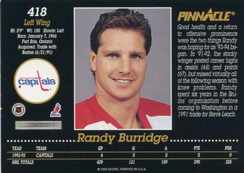 Randy Burridge