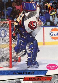 1993-94 Ultra #106 Glenn Healy Front