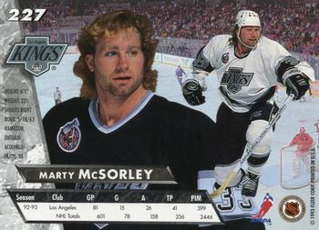a review of the case of marty mcsorley Mcsorley attended briar woods high school in ashburn, virginia from 2010 to 2014, where he started from his freshman year of high school in his freshman year, he led the team to a 13-2 record and a state championship.