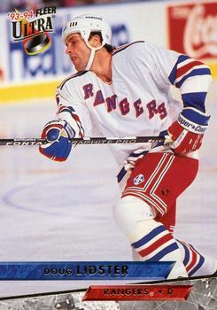 1993-94 Ultra #374 Doug Lidster Front