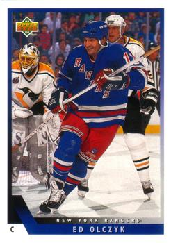 1993-94 Upper Deck #115 Ed Olczyk Front