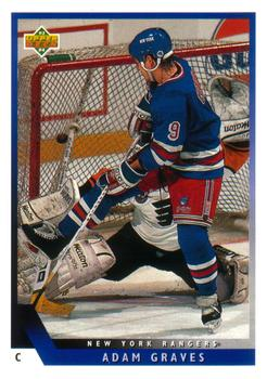 1993-94 Upper Deck #128 Adam Graves Front
