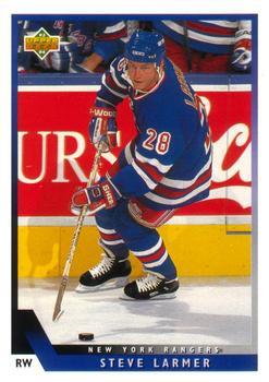 1993-94 Upper Deck #471 Steve Larmer Front