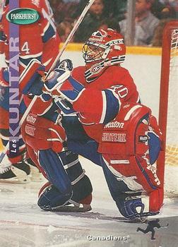 1994-95 Parkhurst #114 Les Kuntar Front