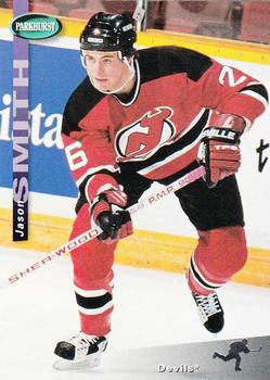 1994-95 Parkhurst #130 Jason Smith Front