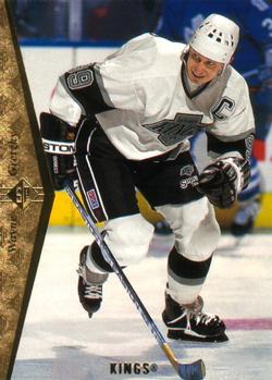 1994-95 SP #54 Wayne Gretzky Front