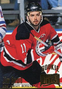1994-95 Ultra #116 Jim Dowd Front