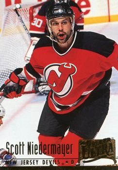 1994-95 Ultra #121 Scott Niedermayer Front