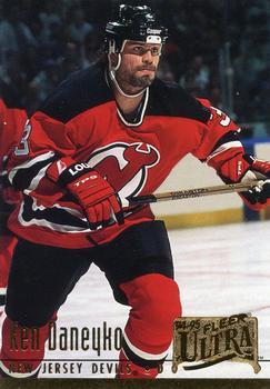1994-95 Ultra #318 Ken Daneyko Front