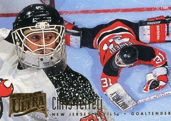 1994-95 Ultra #323 Chris Terreri Front