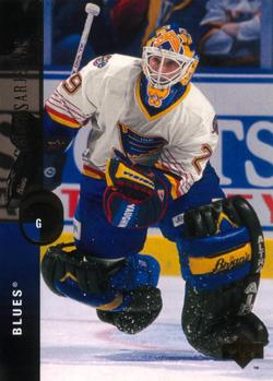 1994-95 Upper Deck #375 Geoff Sarjeant Front