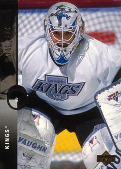 1994-95 Upper Deck #387 Pauli Jaks Front