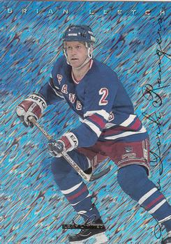 1995-96 Leaf Limited #90 Brian Leetch Front