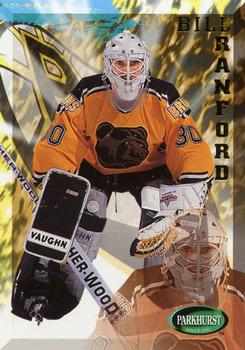 1995-96 Parkhurst International #282 Bill Ranford Front