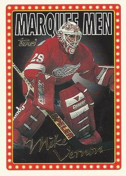 1995-96 Topps #11 Mike Vernon Front
