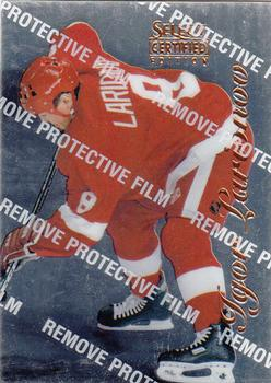 1996-97 Select Certified #62 Igor Larionov Front