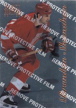 1996-97 Select Certified #72 Brendan Shanahan Front