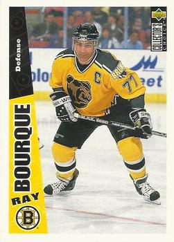 1996-97 Collector's Choice #13 Ray Bourque Front