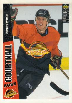 1996-97 Collector's Choice #276 Russ Courtnall Front