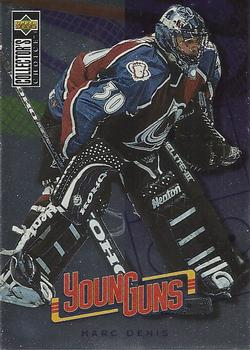 1996-97 Collector's Choice #363 Marc Denis Front