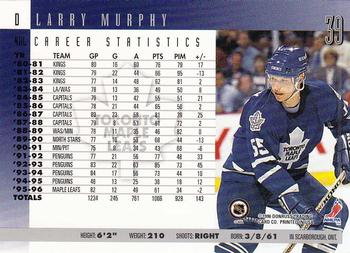1996-97 Donruss #39 Larry Murphy Back