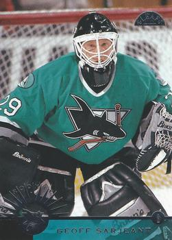 1996-97 Leaf #228 Geoff Sarjeant Front