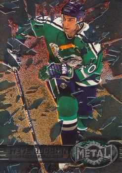 1996-97 Metal Universe #5 Steve Rucchin Front