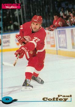 1996-97 SkyBox Impact #33 Paul Coffey Front