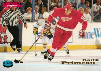 1996-97 SkyBox Impact #39 Keith Primeau Front