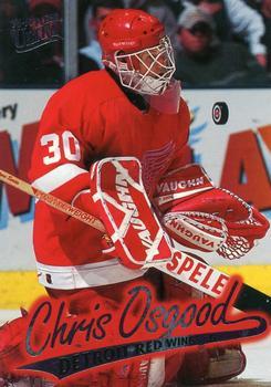 1996-97 Ultra #54 Chris Osgood Front
