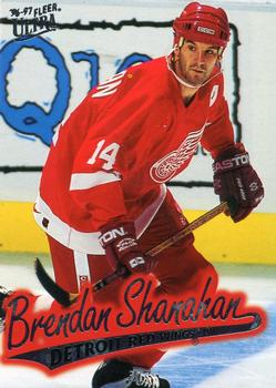 1996-97 Ultra #55 Brendan Shanahan Front