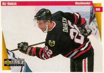 1997-98 Collector's Choice #48 Ulf Dahlen Front