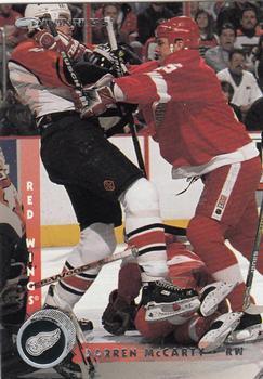 1997-98 Donruss #107 Darren McCarty Front